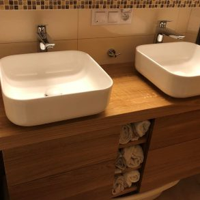 łazienka dąb komoda